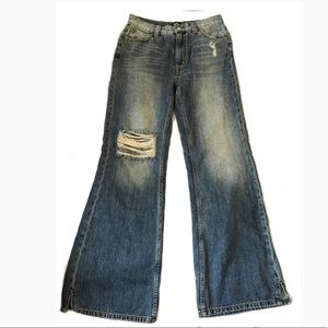 BDG Wide Flare Jeans
